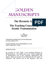 Golden Manuscript Series by Volpierre