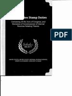United States Stamp Duties(1)