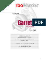 07 Garrett Turbo