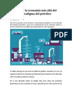 economia petroleo en colombia