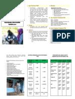 Posbindu PTM Leaflet