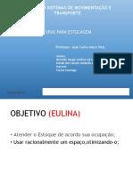 TRABALHO - Estruturas Para Estocagem.pptx