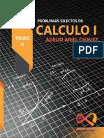 Problemas Selectos de Calculo I