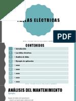Fallas Eléctricas en Sistemas de Distribución