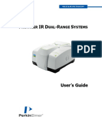 L1050102 - Frontier IR Dual-Range Systems User's Guide