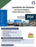 Presentación de Paciente Pabellon