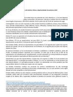 Frontera México Estados Unidos de America Retos y Oportunidades Economicos 2019
