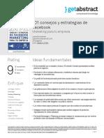 101 Consejos y Estrategias de Facebook Rouhiainen Es 27361