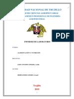 Practica 1 - Evaluación Del Contenido Proteico de Productos Agroindustriales
