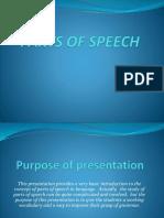 1. PARTS of SPEECH- Powerpoint [Autosaved]