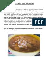 Historia Del Patache