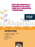 Taller BASES CURRICULARES ED PARVULARIA