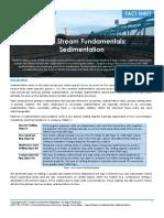 Wsec 2017 Fs 022 Liquid Stream Fundamentals Clarification Sedimentation Final