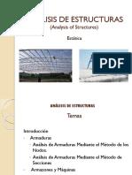 Análisis de Estructuras.