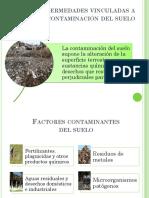 Factores de Riesgos Ambientales