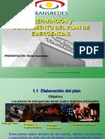 GUÍA DE PLANES DE EMERGENCIA PROPUESTO TR & GTB.PPT