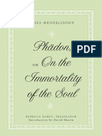 Moses Mendelssohn - Phädon