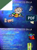 Peligros Electricos en La Casa