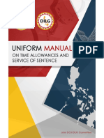 GCTA Law Uniform Manual