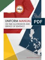 GCTA Law Uniform Manual