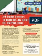 3Rd English Seminar