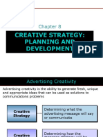 Creative Strategy Development