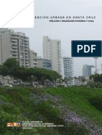 Intervención urbana en Santa Cruz, Miraflores