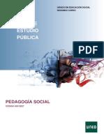 Guia_2019 Pedagogia Social