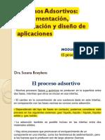 Procesos Adsortivos Modulo 2