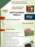 Anticucheria Gisela - Rrhh - Ppt