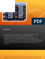 Arquitectura Legal Condominio