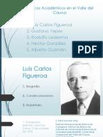 Músicos  académicos del Valle del Cauca