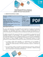 Syllabus Del Curso Farmacotecnia