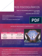 PP1_Parámetros fisicoquímicos