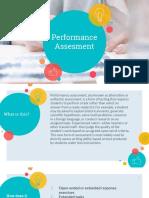 Performance Assesment Pppptttt