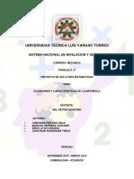 Ecuaciones y Caracteristicas de La Hiperbola (1)