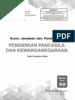 01 Kunci Pr Ppkn 12 Edisi 2019