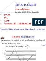 PPT on Pulse Modulation and PCM