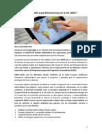 Qué Es EMAS y Qué Diferencia Hay Con La ISO 14001