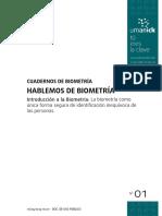 Introduccion a la Biometria