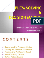 PPT Decision Making and Problem Solving