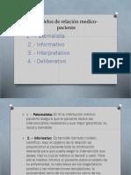 Modelos de relación medico-paciente.pptx