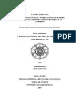 Laporan Magang PT INKA (Persero)