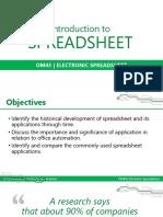 Spreadsheet 101