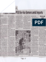 Philippine Star, Sept. 3, 2019, Palace releases P5B for rice farmers amid imports.pdf