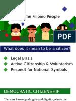 NSTP Presentation on Citizenship