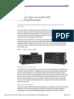 Data Sheet c78-634369 Spanish