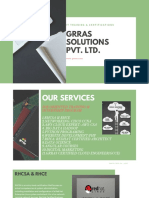 Grras Solutions Pvt. Ltd. IT Training And Certification Centre