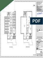 Amenities Block First Floor and Second Floor Plan 9-2-2017