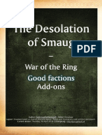 War of the Ring - Add-On - The Desolation of Smaug